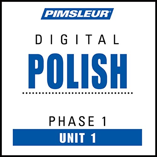 Polish Phase 1, Unit 01 audiobook cover art