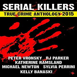 2015 Serial Killers True Crime Anthology: Volume 2 cover art