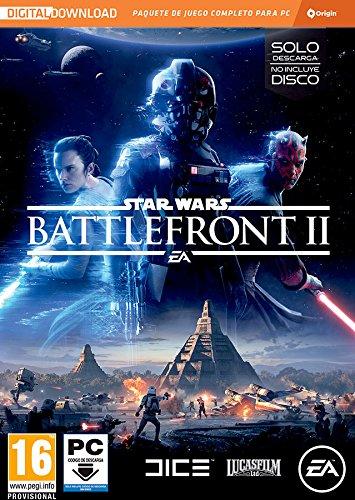 Star Wars: Battlefront II - Edición estándar (La caja contiene un código de descarga -...