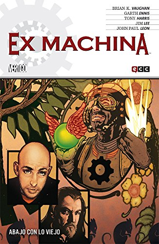 Ex Machina 9