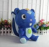 SGOODCYF Happy Tree Friends Petunia 31cm Plush Toy Anime Halloween Christmas Plush Toy Gift Decoration JLLNB