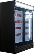 """52.4"""" Double Sliding Door Merchandiser Refrigerator 42 cu.ft /1189 L"""