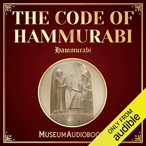 The Code of Hammurabi cover art