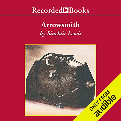 Arrowsmith audiobook cover art