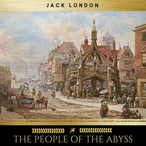 The People of the Abyss audiobook cover art