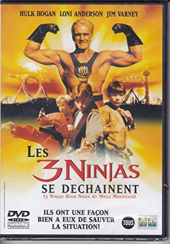 3 Ninjas High Noon at Mega Mountain [1998] [DVD]