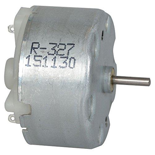 NICHIBO TAIWAN RF-500TB-12560-R. Motor, 2100 RPM, 6 VDC, 1.5' (Pack of 2) - 2238768