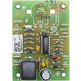 Pentair 070272 - Placa de termostato electrónico de repuesto para calentador de agua de piscina y spa MiniMax