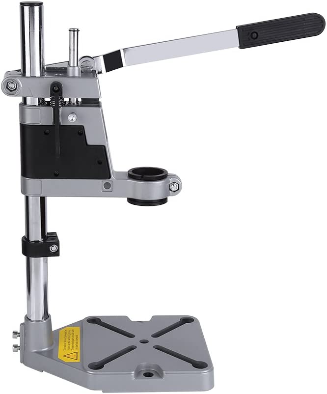 Very Mesa Mall popular Adjustable Bench Clamp Drill Press Stand Universal Double Holes