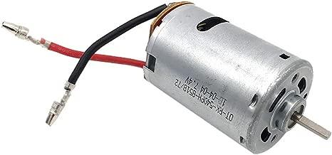 Ktyssp Upgrade RC Car Spare Parts 540 Motor Brushed Motor for Wltoys 12428 12423