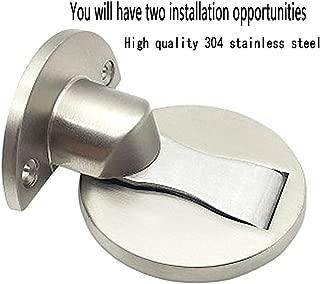Magnet Door Stops 304 Stainless Steel Magnetic Floor Door Stopper (Door Catch)