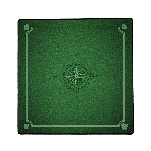 Immersion Tapis de Jeux de Cartes Playmat 40 x 40 cm - Haute Qualité de Glisse - Antidérapant