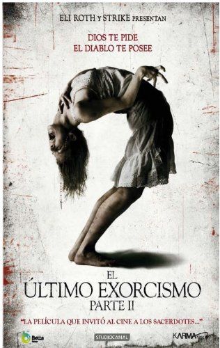 El ultimo exorcismo 2 [DVD]