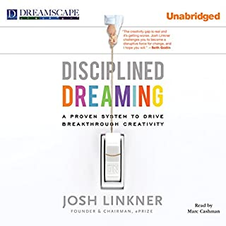 Disciplined Dreaming cover art