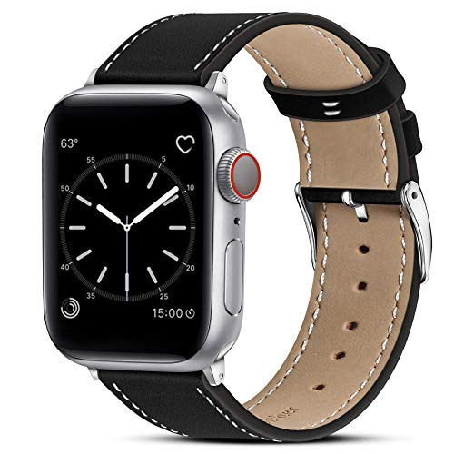 Marge Plus Premium Apple Watch Leather Band