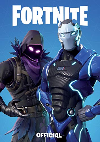 Fortnite (Official): Pocket Notebook – Blue