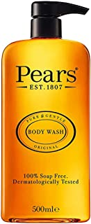 Pears Pure and Gentele Body Wash, 500g