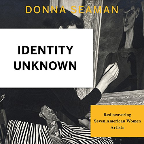 Identity Unknown audiobook cover art