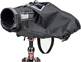 Think Tank Photo Hydrophobia M 70-200 V3 Rain Cover for Sony Alpha-Series Full-Frame mirrorless Camera with 70-200mm f/2.8...