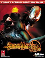 Shadow Man Second Coming - The Official Strategy Guide de Prima Development