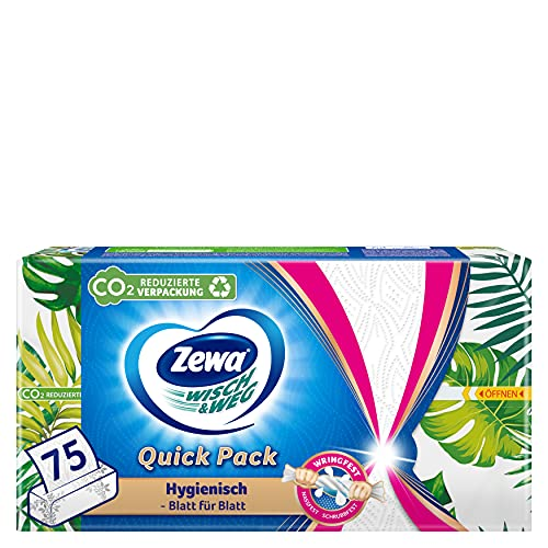ZEWA HHT Quick Pack 1x75