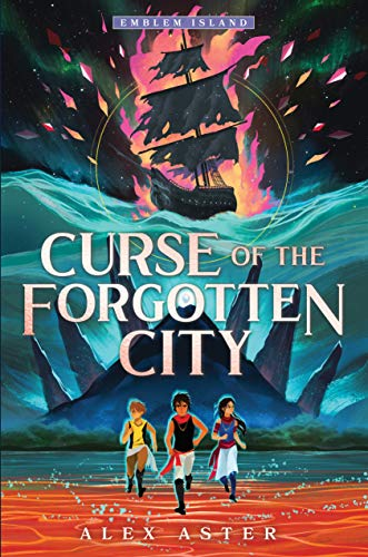 Curse of the Forgotten City (Emblem Island)の詳細を見る