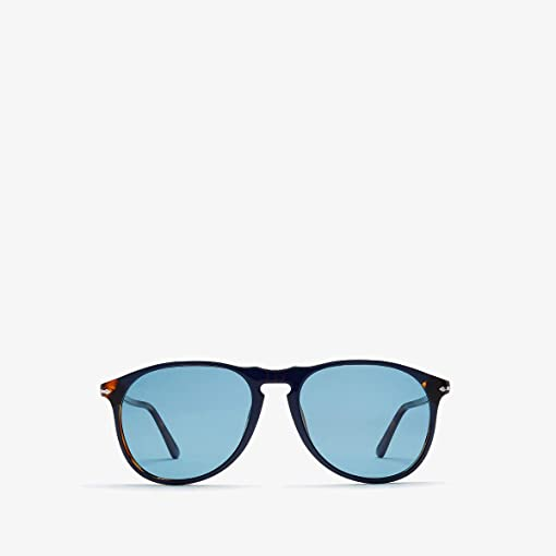 Blue Havana/Polarized Light Blue