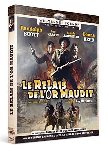 Le Relais de l'or maudit-Inédit-Blu-Ray [Édition Collection Silver]