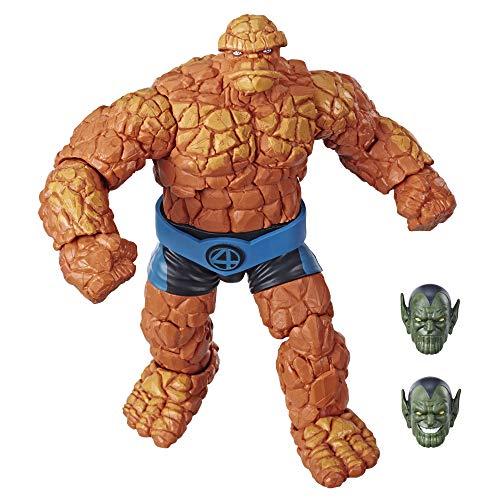Marvel Legends Les 4 Fantastiques - Figurine La Chose 15 cm - Edition Collector