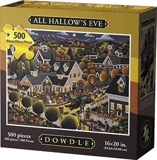 Dowdle Jigsaw Puzzle - All Hallow's Eve - 500 Piece