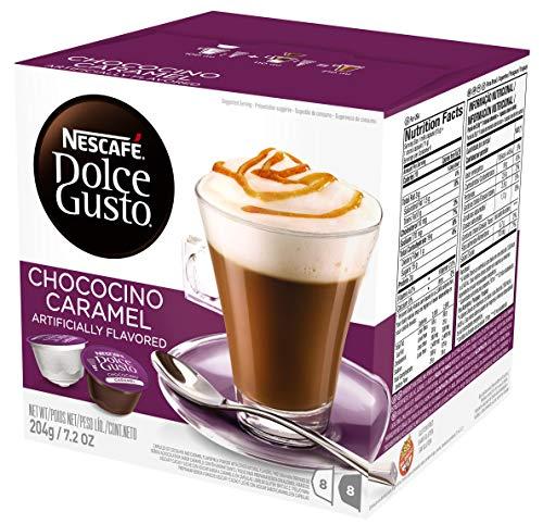 Nescafé Dolce Gusto Chocolate Caramelo 16 Capsulas 172g