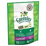 Greenies Snack Dental Large para Perros de más de 23kg (170g)