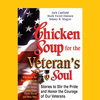 Chicken Soup for the Veteran's Soul cover art