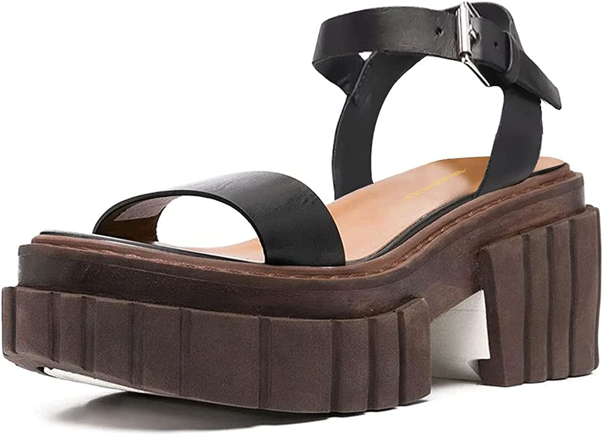 Beisinuo Platform Sandals Denver Mall Ladies Open Toe Fashion Comfor Max 42% OFF
