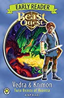 Beast Quest: Beast Quest: Early Reader Vedra & Krimon Twin Beasts of Avantia