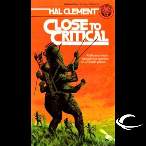 Close to Critical audiobook cover art