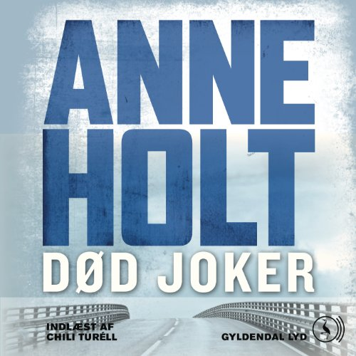 Død joker [Dead Joker] audiobook cover art