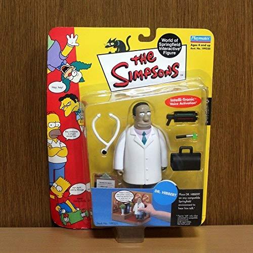シンプソンズ simpsons プレイメイツ アクション フィギュア シリーズ6 ドクター・ヒバート
