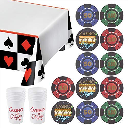 noches de casino juego de mesa fabricante HOME & HOOPLA