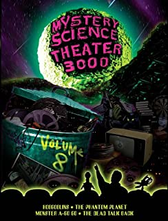 The Mystery Science Theater 3000 Collection: Volume 8