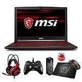 MSI GL63 8RD-067 (i7-8750H, 16GB RAM, 128GB SATA SSD + 1TB HDD,...
