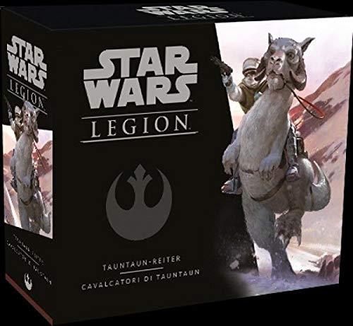 Asmodee Fantasy Flight Games FFGD4634 Star Wars: Legion - Tauntaun-Reiter - Erweiterung, Experten-Spiel, Deutsch