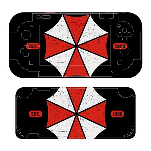 Umbrella Survival Academy Resident Evil Operation Racoon City Theme Switch lite exclusive skin, Nintendo Switch sticker protective film, Switch full device exclusive skin sticker protective film