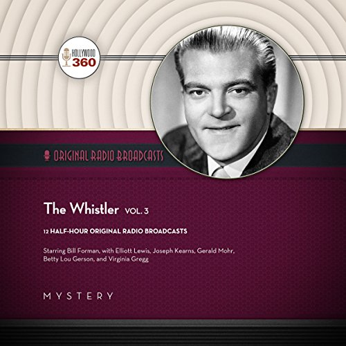 Couverture de The Whistler, Vol. 3