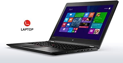Lenovo ThinkPad P40 Yoga Multi-Mode Mobile Workstation Laptop - Windows 8.1 Pro - Intel Core i7-6600U, 16GB RAM, 2TB SSD, 14