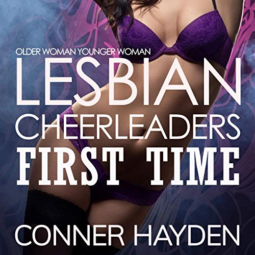 Lesbian Cheerleaders First Time Titelbild