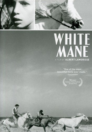 WHITE MANE - DVD