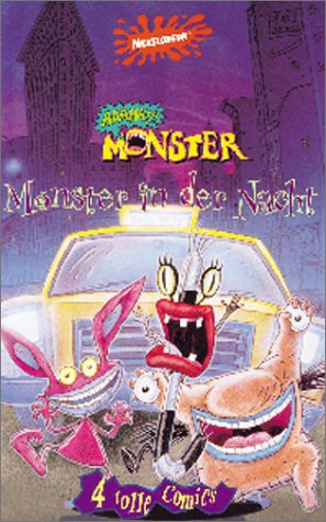 Monster in der Nacht