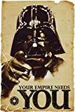 1art1 Star Wars - Darth Vader, Das Imperium Braucht Dich