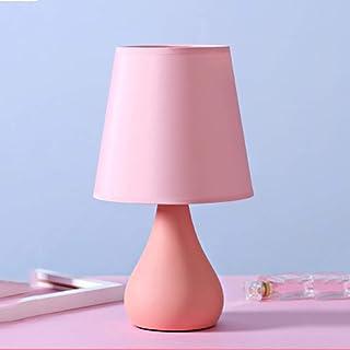 WYBFZTT-188 Modern Style Kleine Keramik Einzigartig Desgin Nachttischlampe, Nette Schreibtisch-Lampe for Wohnzimmer Schlaf...